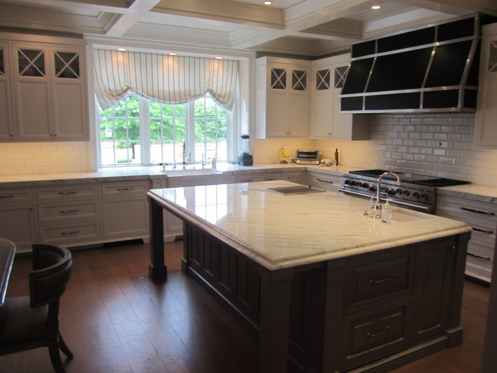 Kitchen Countertop Super White Natural Quartzite